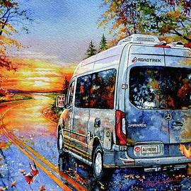 RoadTrek Retirement by Hanne Lore Koehler