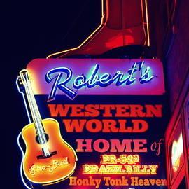 Robert's of Nashville by Betsy Warner