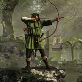 Robin Hood by Daniel Eskridge