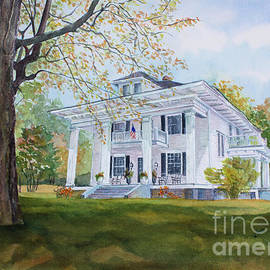 Roby House by Janet Felts