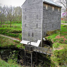 Rock Mill in Spring by Susan Hope Finley