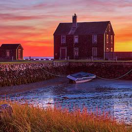 Rocky Nook Kingston Massachusetts by Juergen Roth