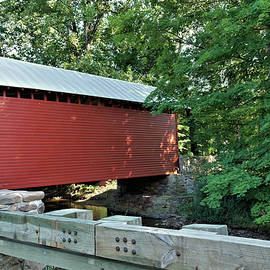 Roddy RD Covered Bridge 1 - Maryland by John Trommer