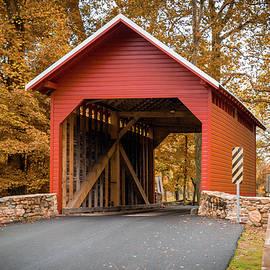 Roddy Road Bridge by Enzwell Designs