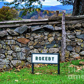 Rokeby Farm by Richard Thomas