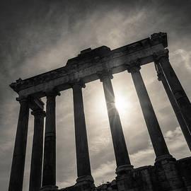 Roman Forum by Dave Bowman