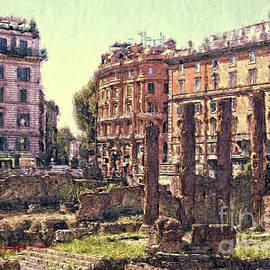 Roman Street by Mary Machare