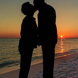 Romance on the Beach by Kay Brewer
