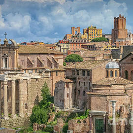 Rome's History by Viv Thompson