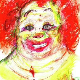 Ronald McBlubber by Debora Lewis