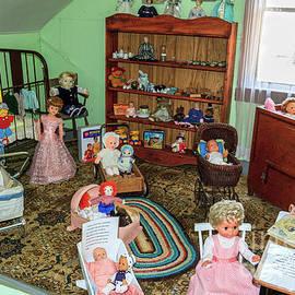 Room Of Dolls by Robert Bales