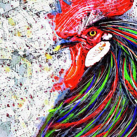 Rooster King by Tina LeCour