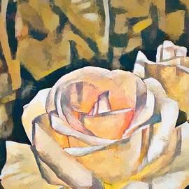 Rose 411 by Pamela Cooper