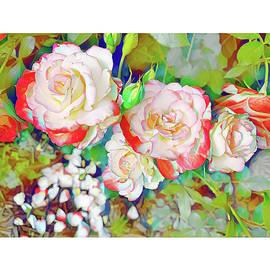 Rose Cluster by Diane Lindon Coy