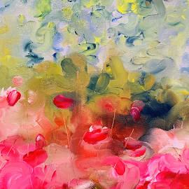 Rose Garden by Nancy Rabe
