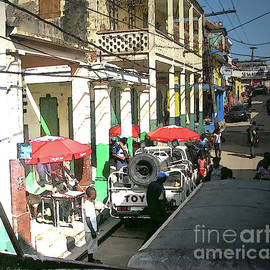 Haiti Roseaux City by Gary Shindelbower