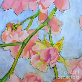 Rosebud by Jodie Marie Anne Richardson Traugott          aka jm-ART