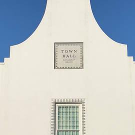 Rosemary Beach Town Hall by Mary Ann Artz