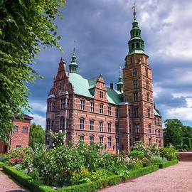 Rosenborg Castle or Slot in Copenhagen, Denmark by Elenarts - Elena Duvernay photo