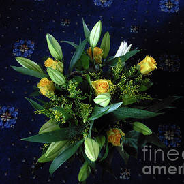 Roses and Lilies by Kathryn Jones