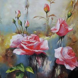 Roses by Janna balyan