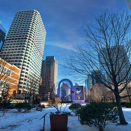 Resonance - Dewey Square Boston by Joann Vitali