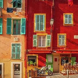 Rossetti Maison by Inge Johnsson