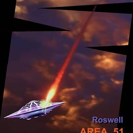 Roswell by Hartmut Jager