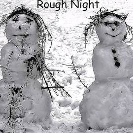 Rough Night by Teresa Trotter