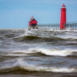 Rough Waters by Thomas Miller