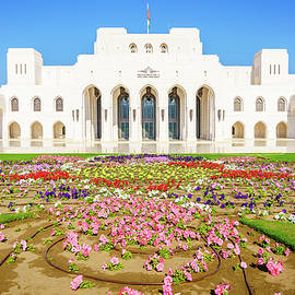 Royal Opera House, Muscat by Alexey Stiop