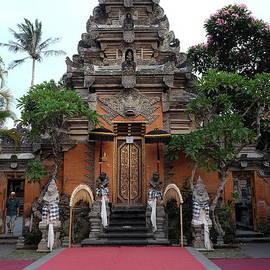Royal Palace of Ubud by Mini Arora