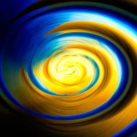 Royal Swirls by Christina Ford