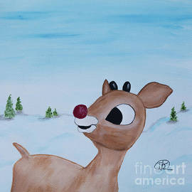 Rudolph the Red-Nosed Reindeer by Deborah Klubertanz