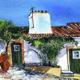 Rural Alentejo by Dora Hathazi Mendes