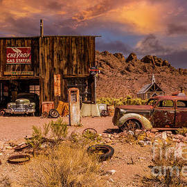 Rust In The Dust by Mitch Shindelbower