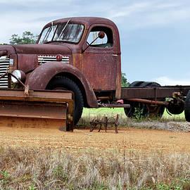 Rust - Old International Truck 1 by John Trommer