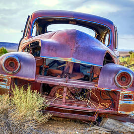 Rusted and Busted by Scott Eriksen