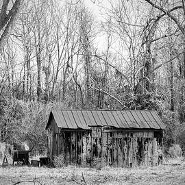 Rustic Abandoned Shed in Onslow County North Carolina by Bob Decker