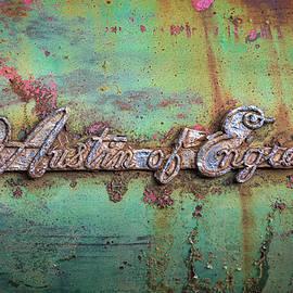 Rusty Austin of England by Kim Wilder Hinson