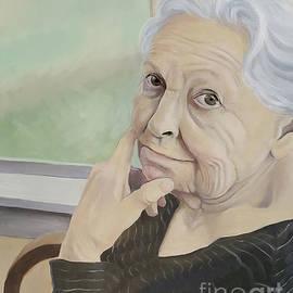 Ruth at 90 by Susan Lafleur