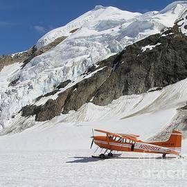 Ruth Glacier by Steve Brown