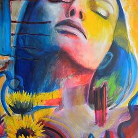 S1 - Longing Yellow and Red by Samantha Black