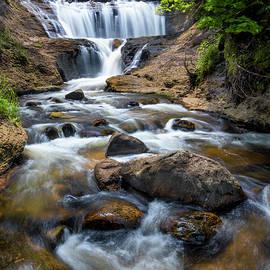 Sable Falls by Adam Romanowicz
