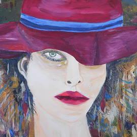 Sad girl by Anna Elia