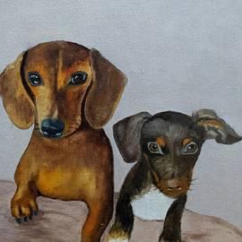 Sadie and Stella by Judy Jones