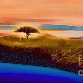 Safari Acacia Shelter by the Turkana by Zsanan Studio