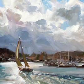 Safe Harbor by Steve Henderson