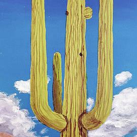 Saguaro, from Vail AZ by Escudra Art