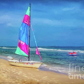 Sail Away by Adrian Evans